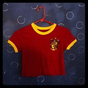 Tops - Harry Potter Crop Top
